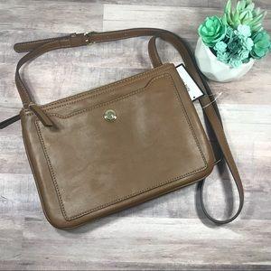 🆕NWT Nine West faux leather crossbody purse